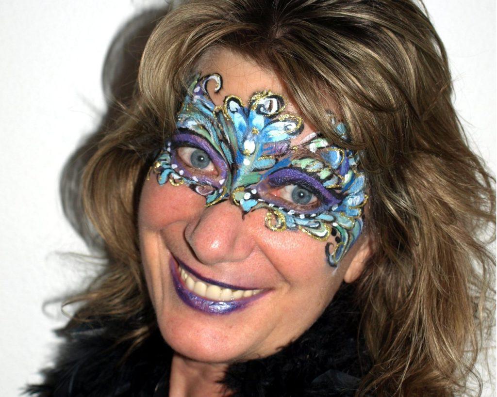 Jutta Ulbrich-Kapfer Gründerin und Inhaberin von Happy Faces Kinderschminken