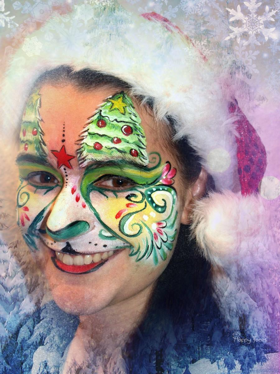 Weihnachten und Tannenbäume immer vor Augen